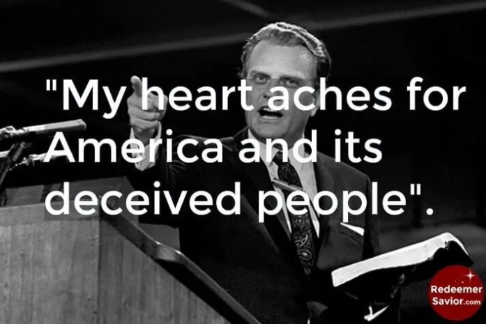 america deceived quote