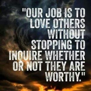 love others quote